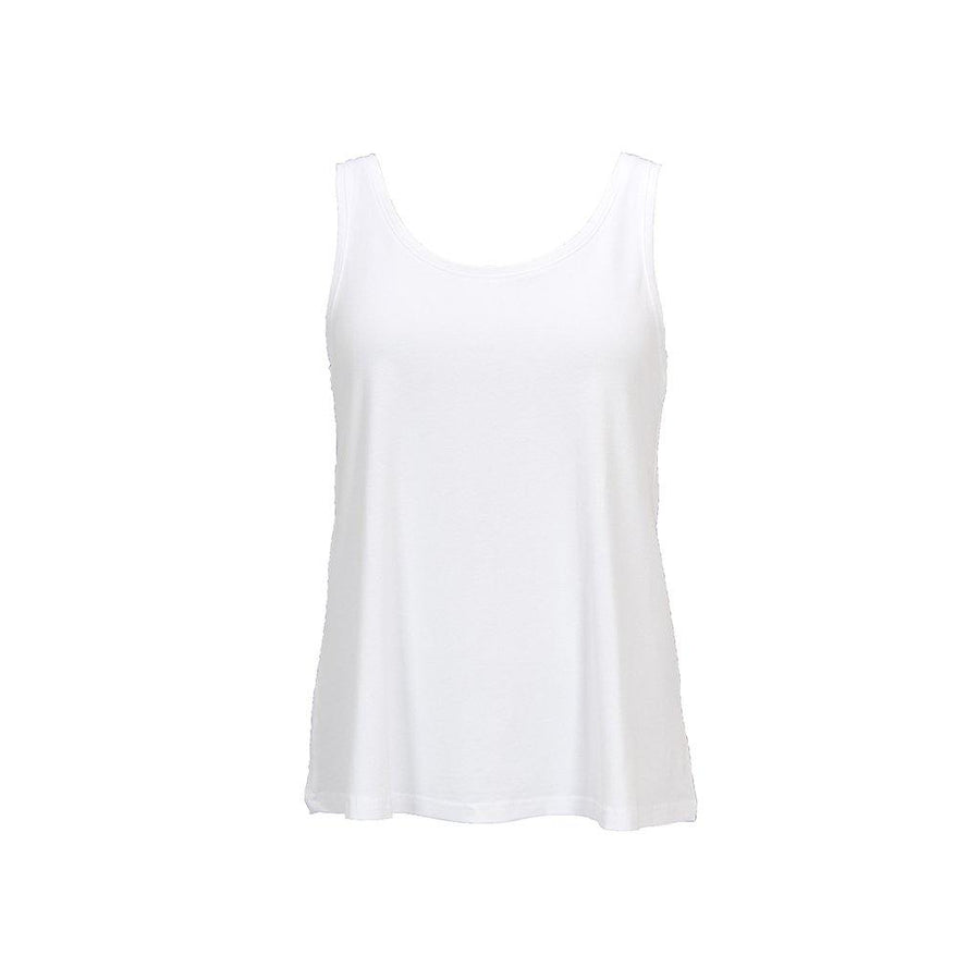Louis Tank Top - White