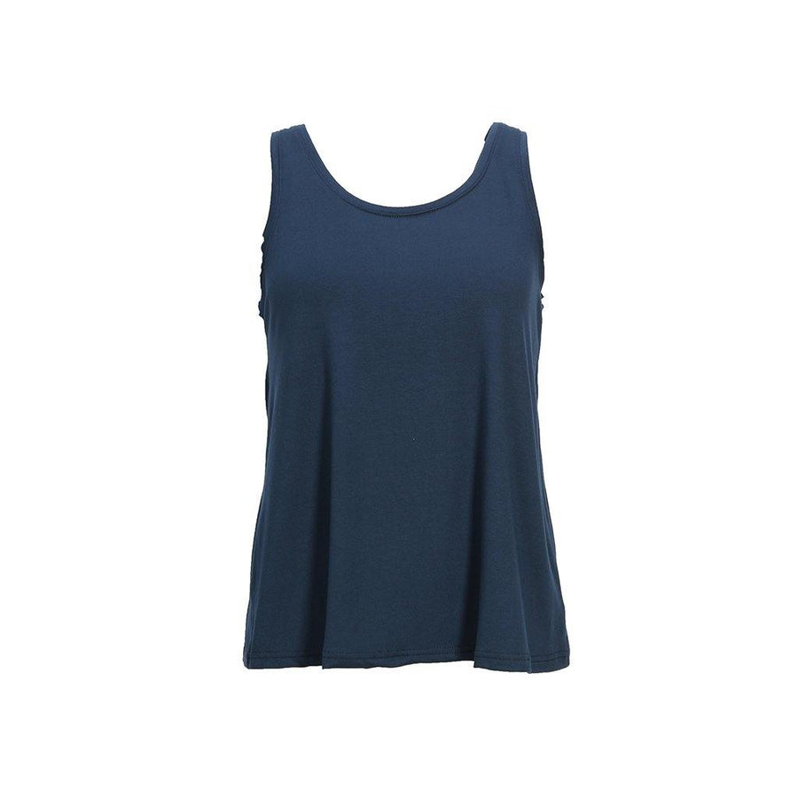 Louis Tank Top - Navy
