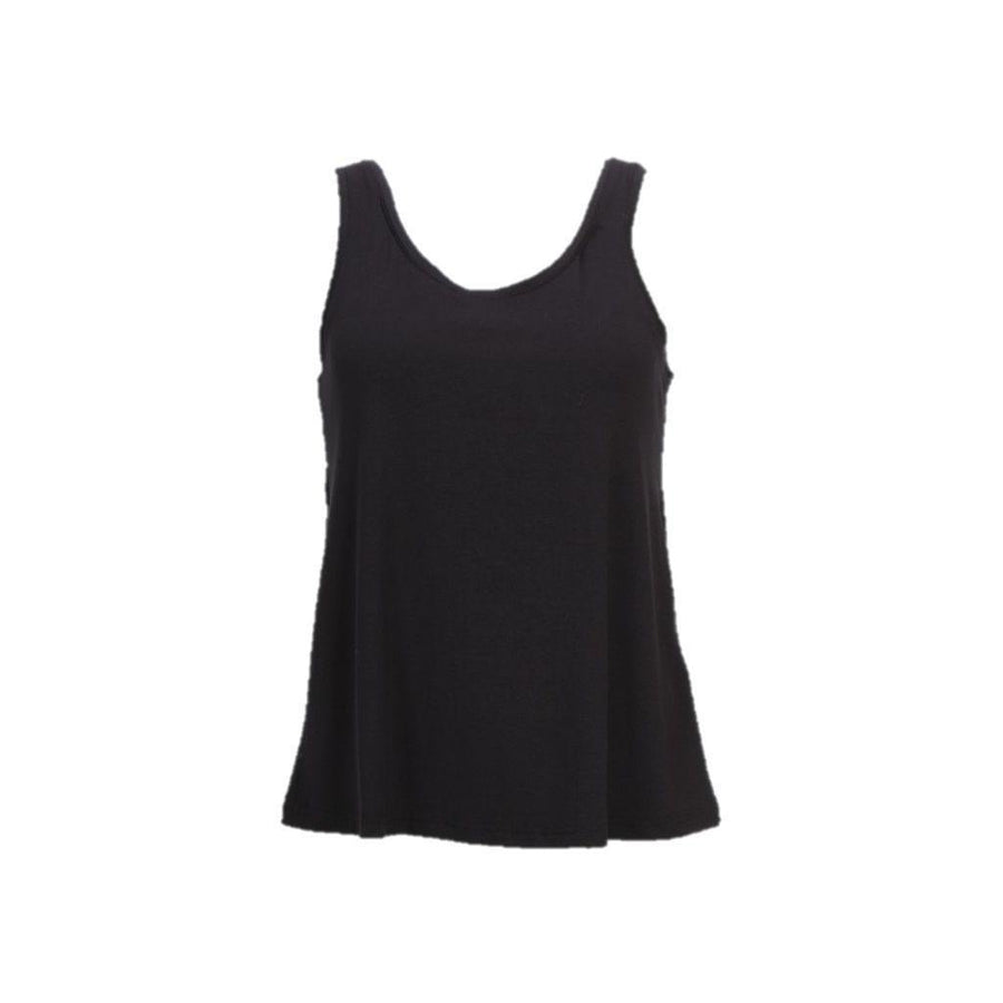 Louis Tank Top - Black