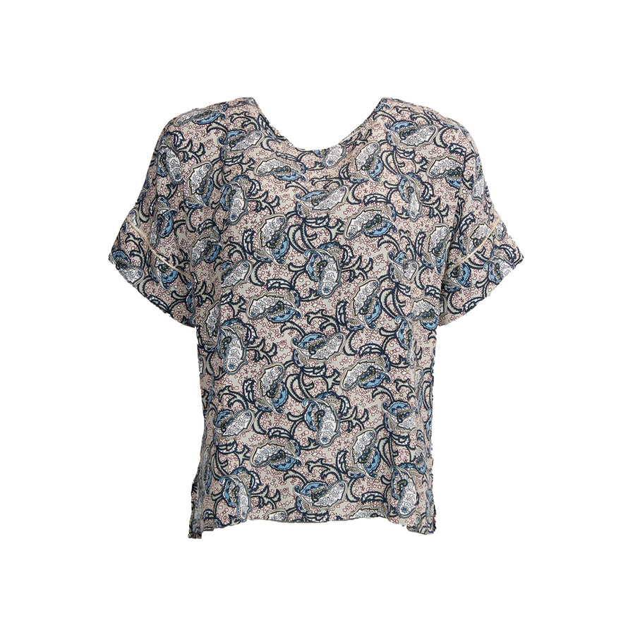 t shirt Isay Annica s/s Blouse Blouses D51 Spring Mood