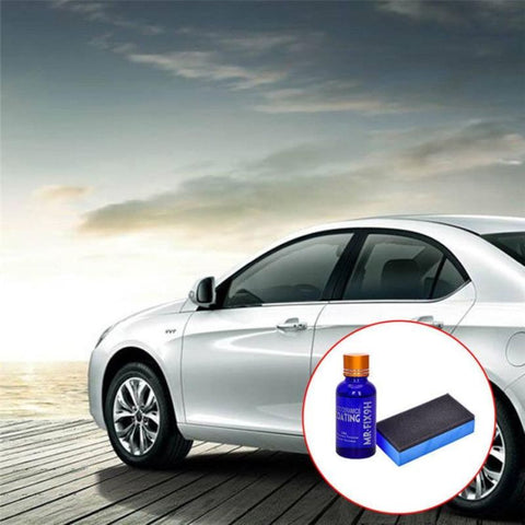 Ceramic Coating - Il Liquido Impermeabilizzante Super Idrorepellente