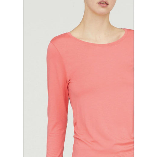 Isay Bridget Classic Tee T-Shirts 406 Summer Coral