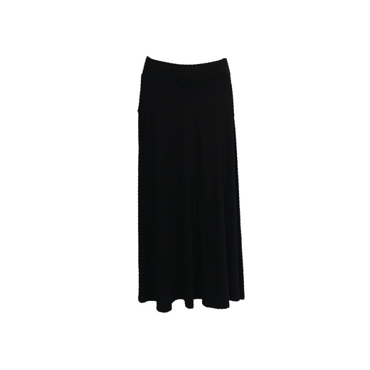 Isay Jeddy Maxi Skirt Dresses 900 Black
