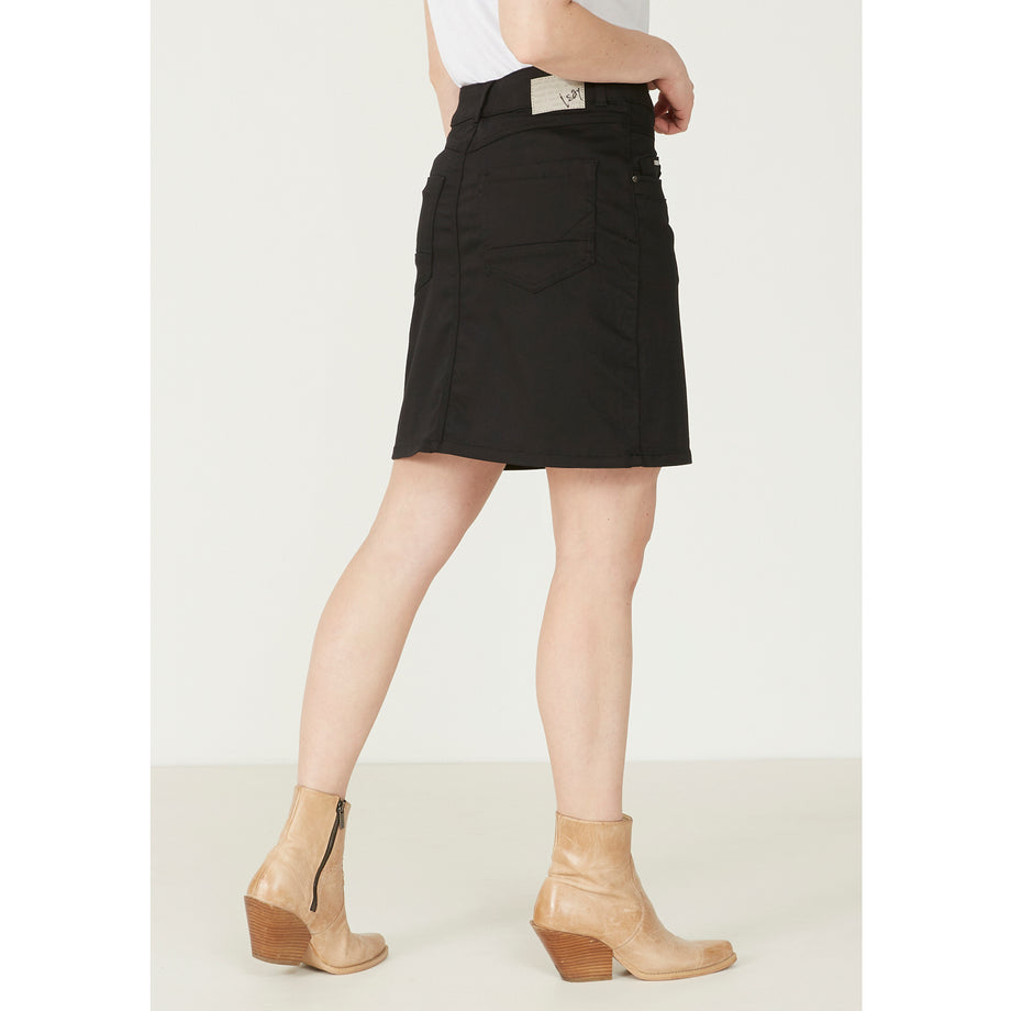 I SAY Lido Skirt Skirts 900 Black