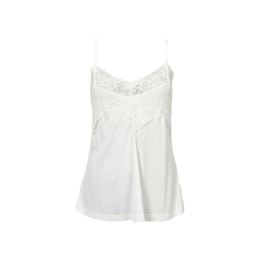 Isay Nugga Lace Top Tops 101 Broken White