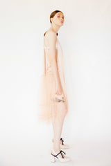 Agnes Tulle Dress - Blush