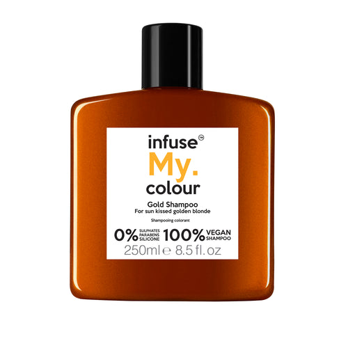 Infuse My. Colour Gold