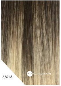 Amazing Ombre Tape Extensions 20""