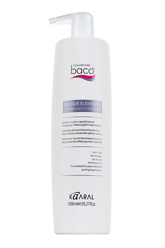 Baco Blonde Elevation toning conditioner 1L