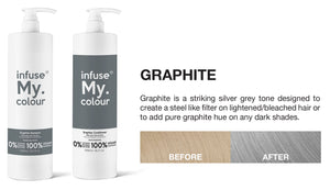 Infuse My. Colour Pro - Graphite Conditioner 1000ml