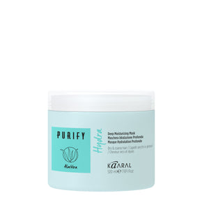 Purify. Hydra Deep Moisturizing Mask 500ml