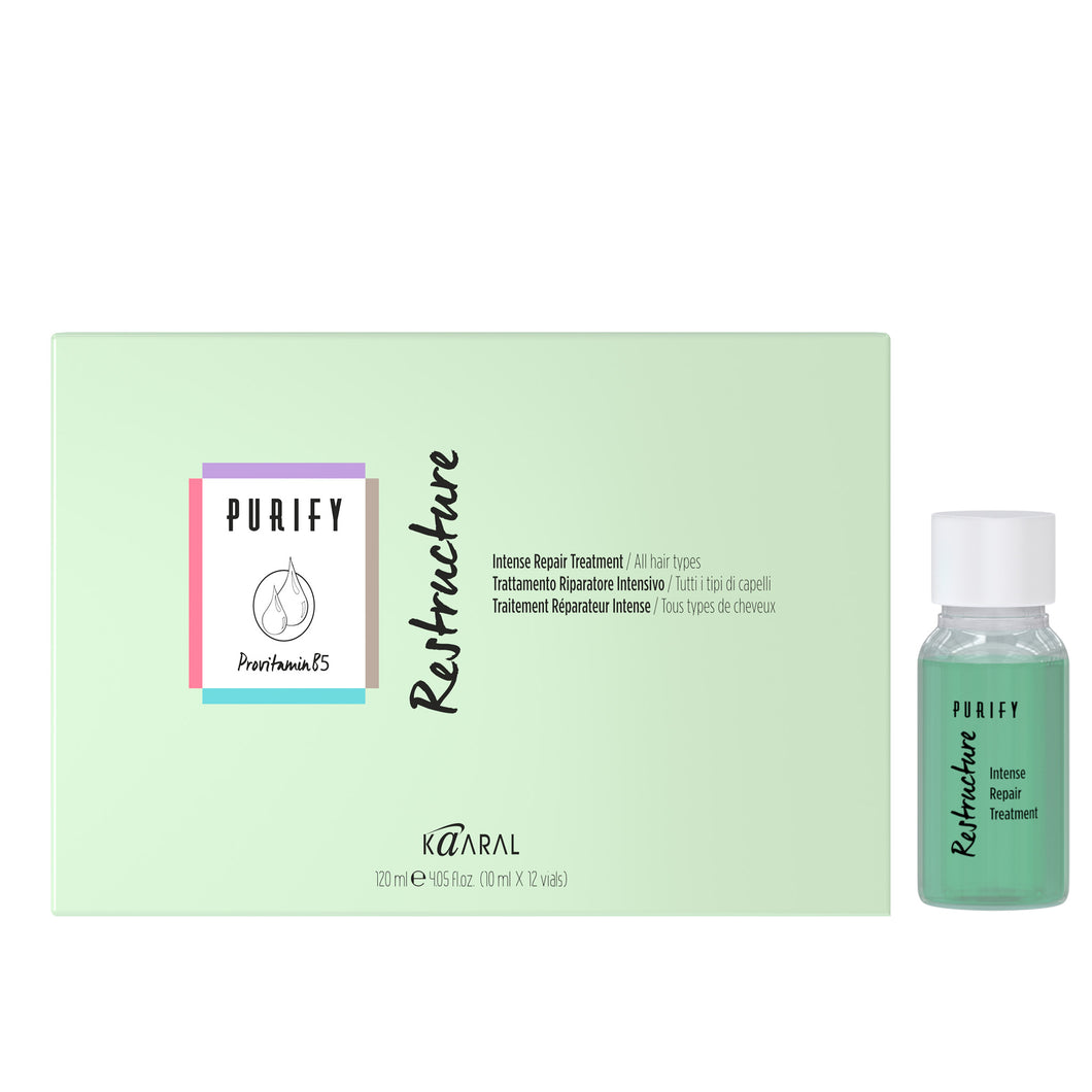 Purify. Restructure Intensive Repair Treatment