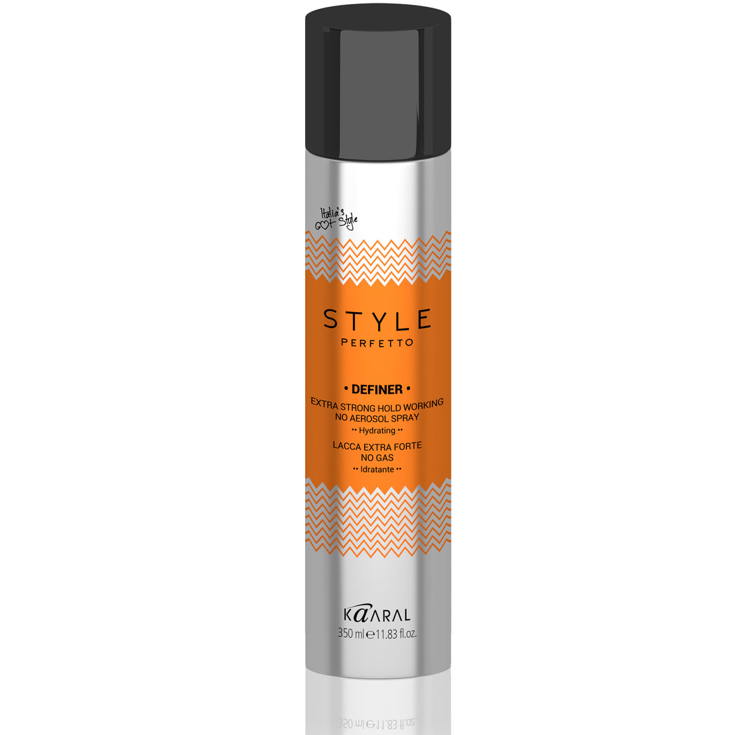 Style Perfetto Definer Extra Strong Hold Working Spray