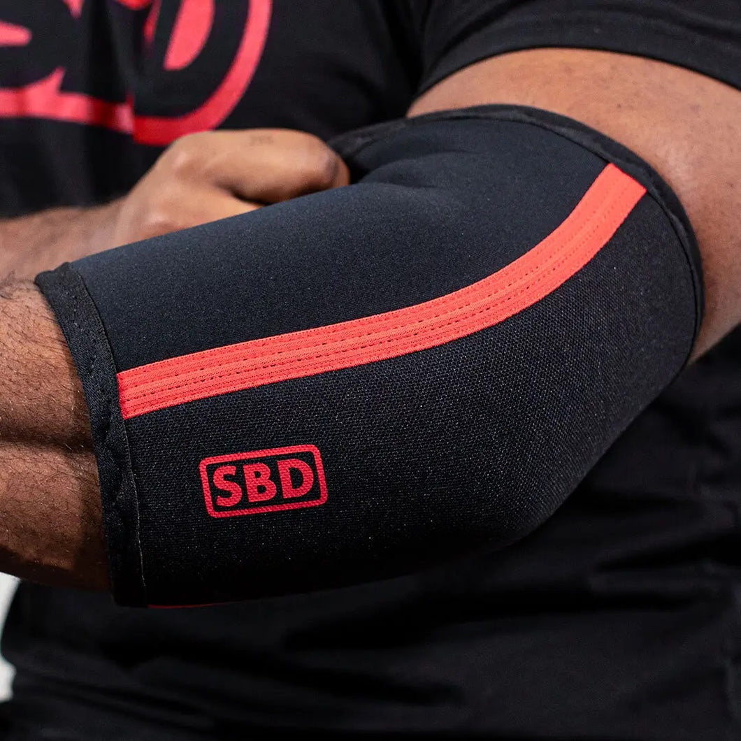 SBD Ellenbogenstulpen Elbow Sleeves Strongman