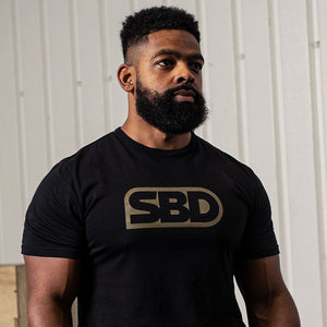SBD T-Shirt (Limitierte ENDURE Edition Black)