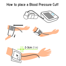 Load image into Gallery viewer, Automatic Blood Pressure Monitor