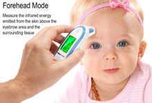 Load image into Gallery viewer, Digital Forehead and Ear Thermometer by Paramed