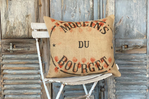 Grand Coussin Moulins du Bourget