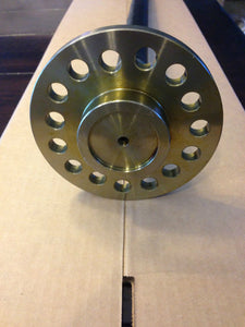Ford 9 inch Axles, 28 Spline, Muli lug! / 9 tums bakaxel