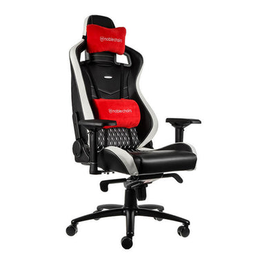 Noblechair Epic Real Leather 人體工學高背電競椅 (免安裝費) - eSports OMG 香港電競用品專門店