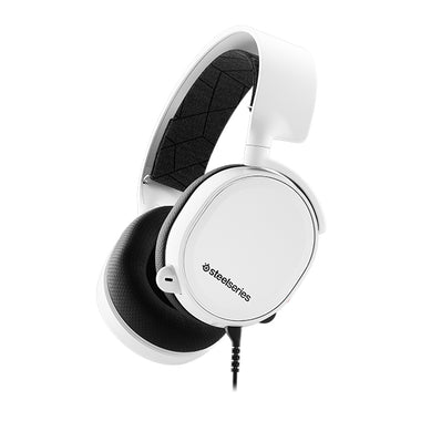 SteelSeries Arctis 3 2019 耳機 (白色)