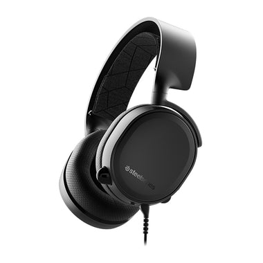 SteelSeries Arctis 3 2019 耳機 (黑色)