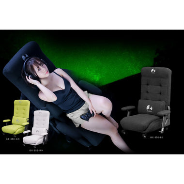 (預購7月到貨) Bauhutte Gaming Floor Sofa Chair GX-350