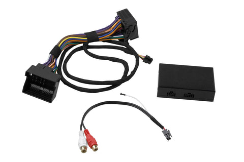 A2DP Bluetooth Plug and Play Musik modtager t/Audi Concert 3, Symphony 3