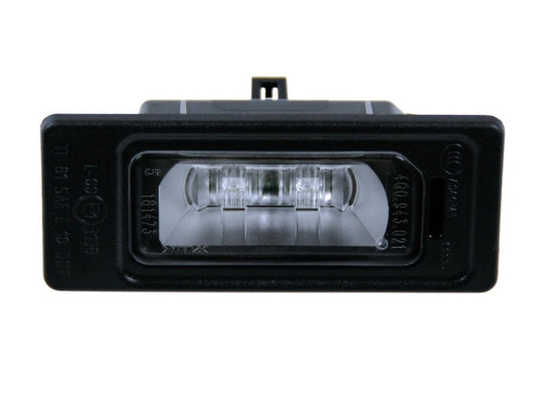 ORIGINALE LED NUMMERPLADELYS TIL AUDI