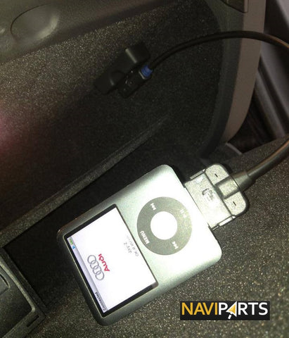 Audi Music Interface AMI 3G