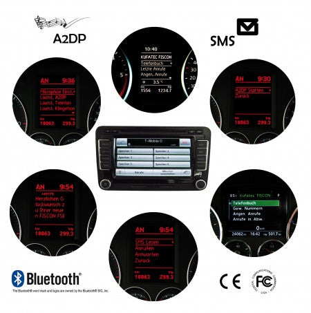 Fiscon Bluetooth