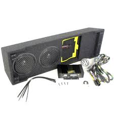 Plug & Play Soundsystem t/bagagerum