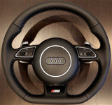 Audi Facelift Sport Multifunktionsrat