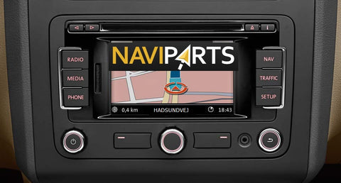 VW RNS-315 Navigation/Bluetooth