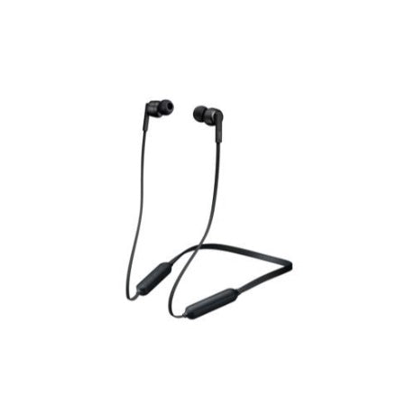 JVC HA-FX65BN Bluetooth Wireless ANC Volume/Mic Earphone (Black)