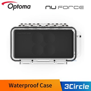 NuForce Waterproof Hard Case