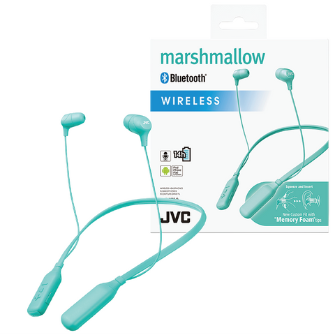 JVC HA-FX39BT Bluetooth Wireless Neckband Earphone