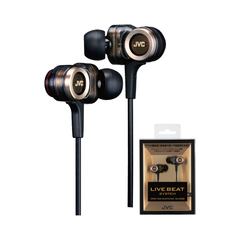 JVC HA-FXZ200 Triple Dynamic Driver Audiophile Earphone