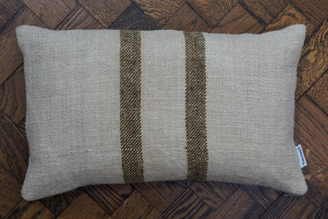 Penfold Vintage Hemp Rectangular Cushion
