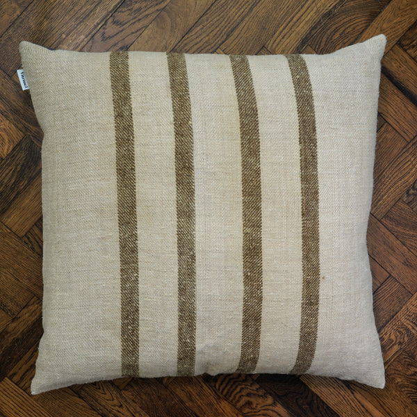 Mondesfield Vintage Floor Hemp Cushion