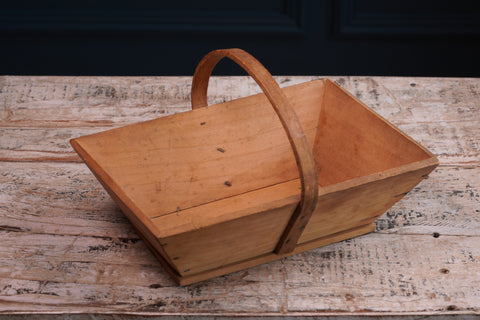 Tiny Handmade Wooden Trug