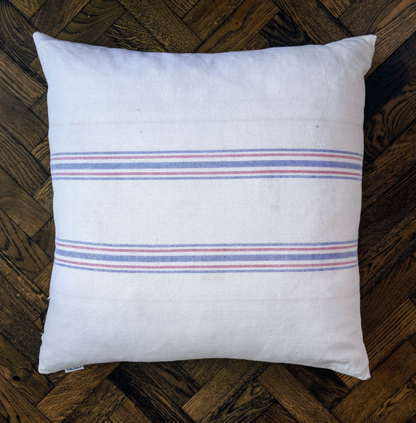 Mondesfield Vintage Hemp Floor Cushion