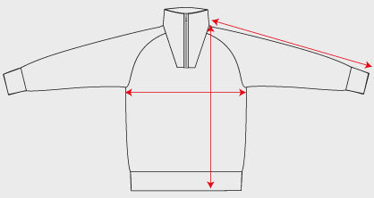Manitober Size Chart Cut Sew Troyer