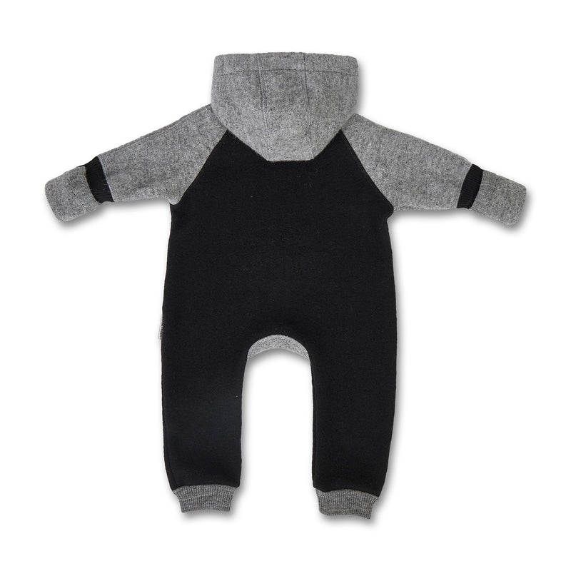 *Refurbished* Kids Boiled Wool Overall (organic wool) - Manitober