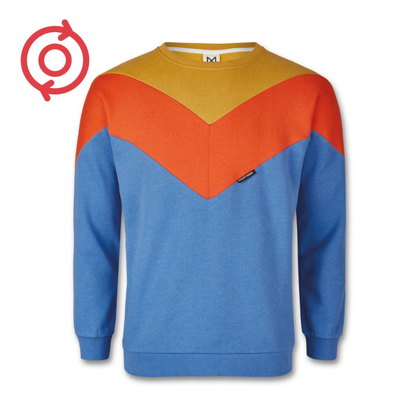 *Refurbished* Grown-Ups Cut & Sew Sweatshirt (organic cotton) 1 - Manitober