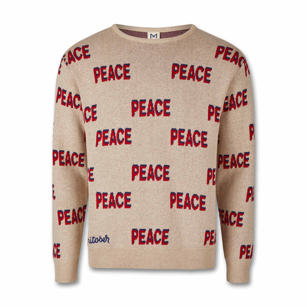 Grown-Ups Peace Sweatshirt (organic cotton)