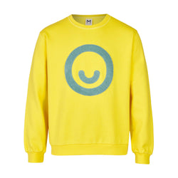 Grown-Ups Smiley Sweater (organic cotton) -Manitober-nachhaltige-Kinderbekleidung-Bio-Baumwolle
