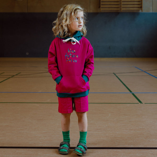 Kids oversized Hoody (organic cotton)