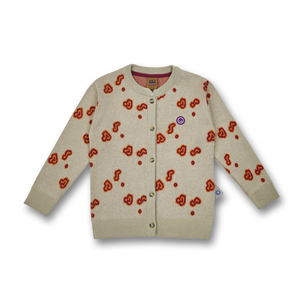 Kids Knit Jacket (organic cotton)
