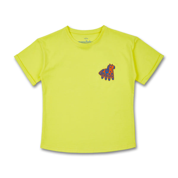 Grown-Ups T-Shirt Animals (organic cotton)